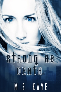 Cover Art - StrongAsDeath