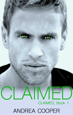 Claimed New Cover